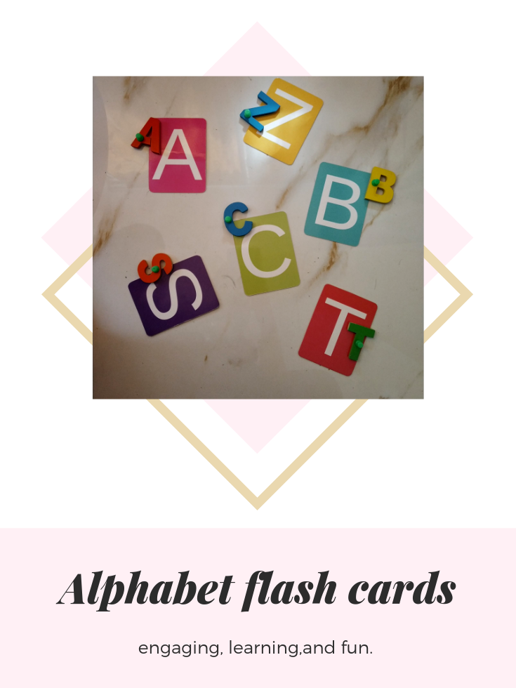Best Alphabet Flash Cards For Toddlers- Review By A Doctor Mom.